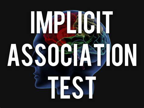 test iat implicit association test iat validators