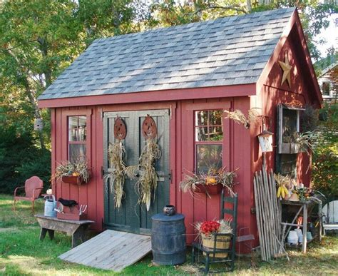 cool backyard sheds painted shed garden shed cool pinterest