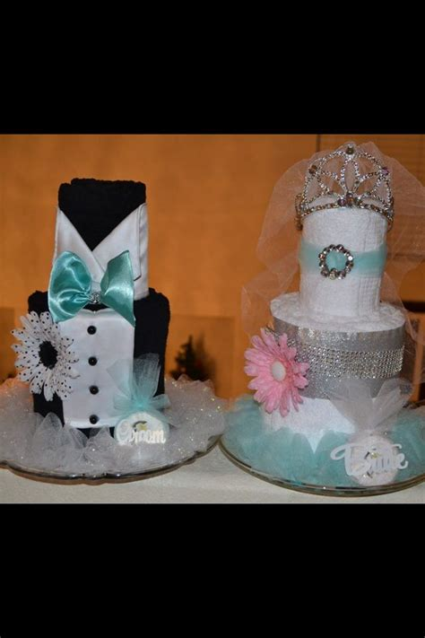 bridal shower towel cake decorations 292 best towel cakes images on towels gift baskets and gift ideas