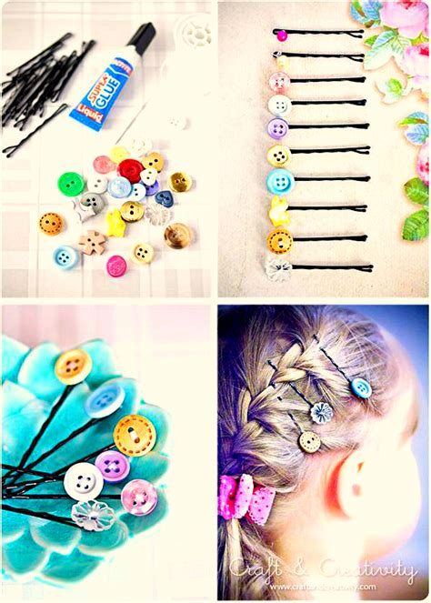 Easy Accessories To Make For A Fashion And Textiles Course by 10 Easy To Make Hair Accessories For Ducks N A Row