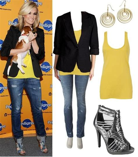 Carrie Underwood Wardrobe by 1000 Images About Style On