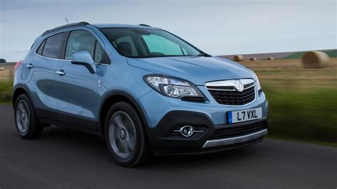 Auto Mokka by Vauxhall Mokka Review Top Gear