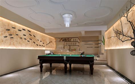 House And Home Decor Billiard Room Wall Decoration 3d House Free 3d House