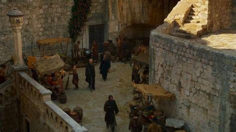 Kings Landing Croatia by Game Of Thrones Season 3 Filming Locations Croatia