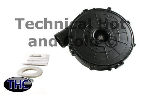 induced draft fan motor lennox 48l96 draft inducer motor assembly