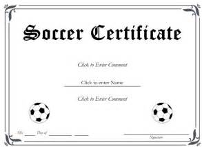 free soccer certificate templates 6 best images of free printable soccer award certificates