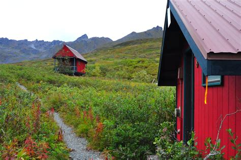 Wasilla Cabins by Cabins At Hatchers Pass Robert Alaska Bob Swetz