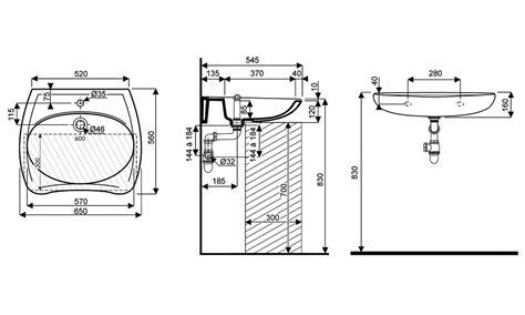 lavabo ergonomique ceramique sans trop plein lorans
