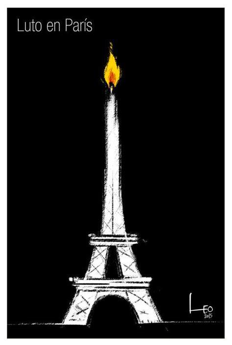 Imagenes Luto En Paris | luto en par 237 s caricatura leo semana com