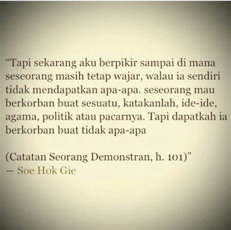 Soe Hok Gie Quotes soe hok gie inspirator islamic quotes and
