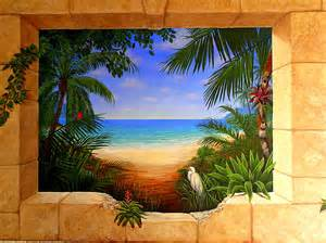 hawaiian wall murals pics photos photo wall mural tropical murals