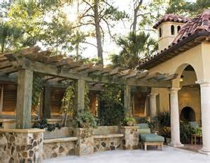 Waterfront Home Design Ideas tuscan style homes waterfront home mediterranean