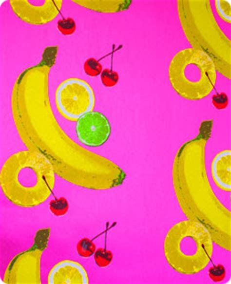 banana scented wallpaper seekingdecor scratch and sniff wallpaper is bananas