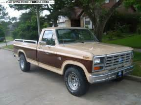 80 Ford Truck The 80s Images 1985 Ford F 150 Wallpaper And Background