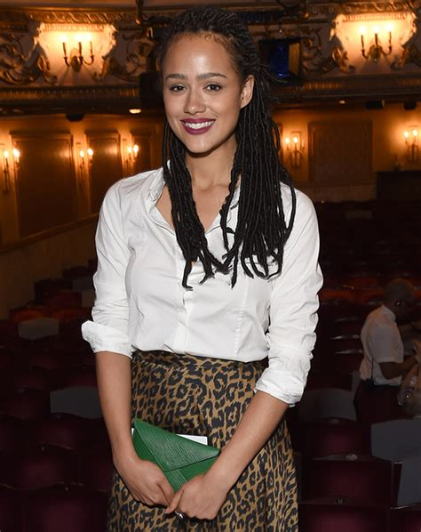 New 'Do: 'Game Of Thrones' Nathalie Emmanuel Rocks Faux Locs