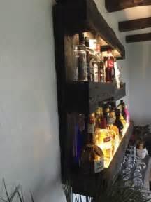 ebay kleinanzeigen wohnzimmer palette bar regal flaschenregal mit led s in
