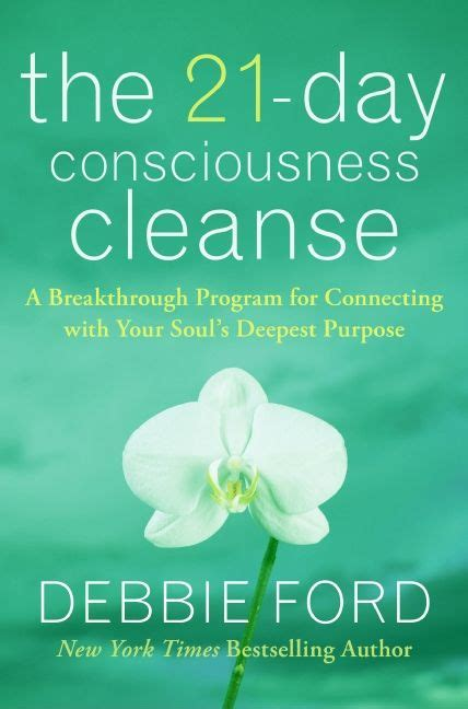 21 Day Detox Cleanse Reviews by The 21 Day Consciousness Cleanse Debbie Ford E Book