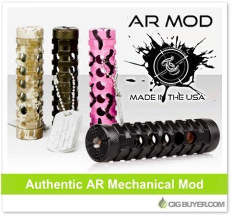 Ar Mechanical Mod Authentic Ar Mods From 179 95 Cig Buyer