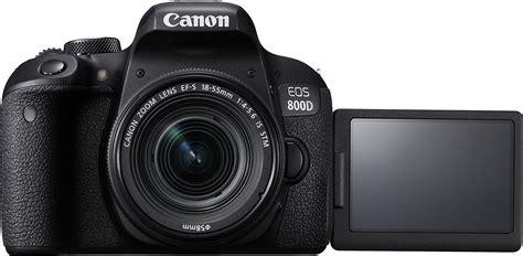 slr canon canon eos 800d digital slr gametroniq