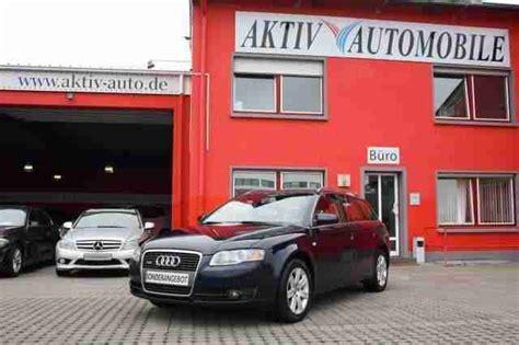 Aktiv Automobile Koblenz by Audi A4 Avant 3 0 Tdi Quattro S Line Sportsitze Tolle