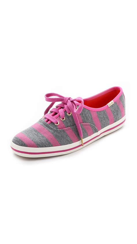 kate spade keds for kate spade kick striped sneakers