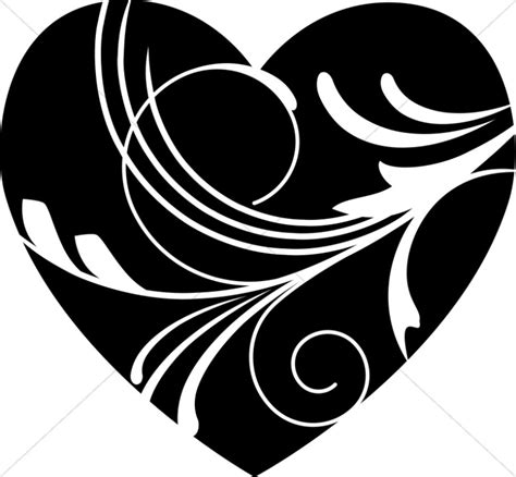 valentines day black and white s day black and white valentines day clipart