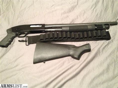 armslist for sale mossberg 500 12ga home defense