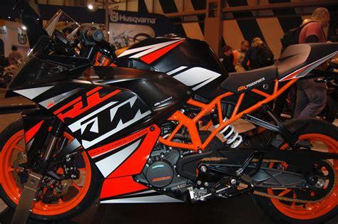 Ktm Rc 390 Bike This Is The Motoamerica Ktm Rc 390 Cup Bike Columnm