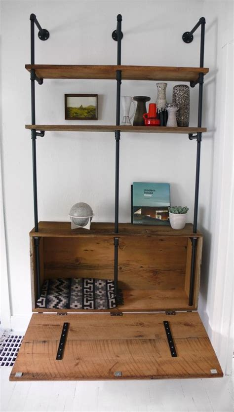 diy shelving units pin by simplified building on industrial pipe shelves