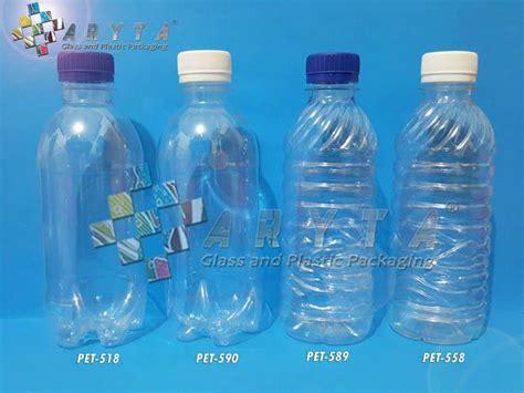 Botol Air 350ml jual botol plastik pet 350ml air mineral belimbing tutup putih segel pet590 harga murah