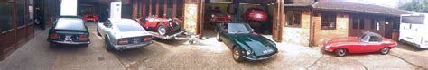 Four Ways Garage by Fourways Specialist Classic Car Services In Kent