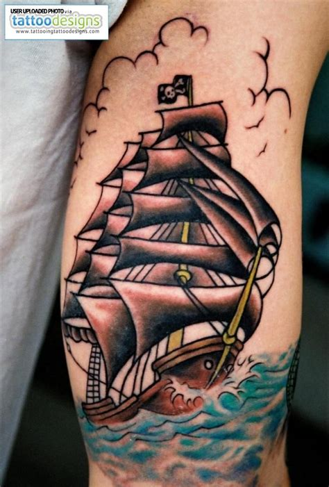 old navy tattoos 133 best images about pirate tattoos ship tattoos on