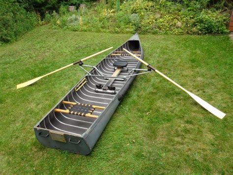 row boat modifications sportspal canoe diy modifications for rowing wolfruck