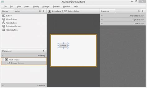 javafx layout tutorial javafx anchorpane layout tutorial