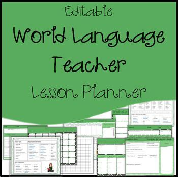 World Language Lesson Plan Template by 5902 Best Foreign Language Ideas Resources Images On