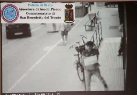 banca marche centobuchi la polizia ha arrestato quattro catanesi accusati di