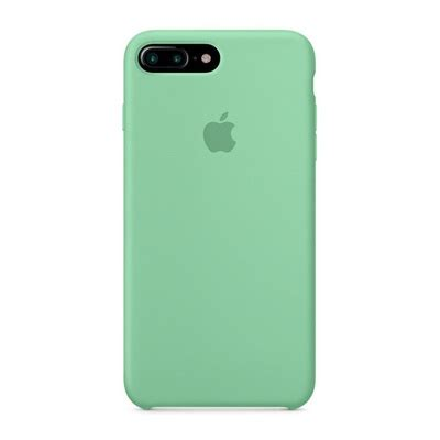 Back Casing Apple Iphone 3g Plus Bazzel apple silicone iphone 7 plus green