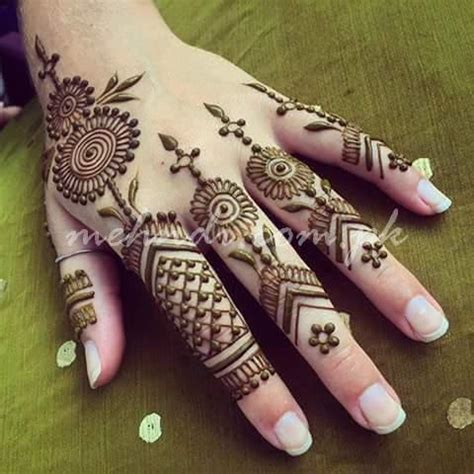 mehndi designs of arabic mehndi in arabic style most