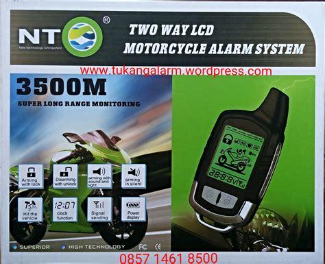 Alarm Bht Injeksi alarm motor injeksi terbaik nto 3500m remot lcd alarm
