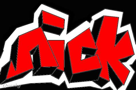 nick  graffiti speedpaint drawing  setme queeky