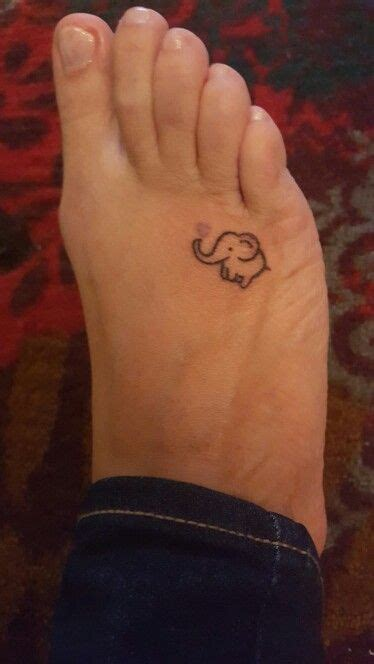 small tattoos in memory of dad an elephant never forgets in memory of my who