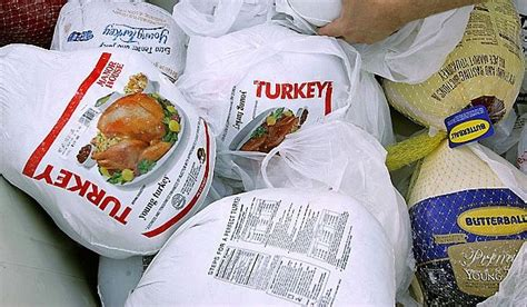 Frozen Turkey Shelf by What Is The Best Way To Freeze Cooked Turkey By