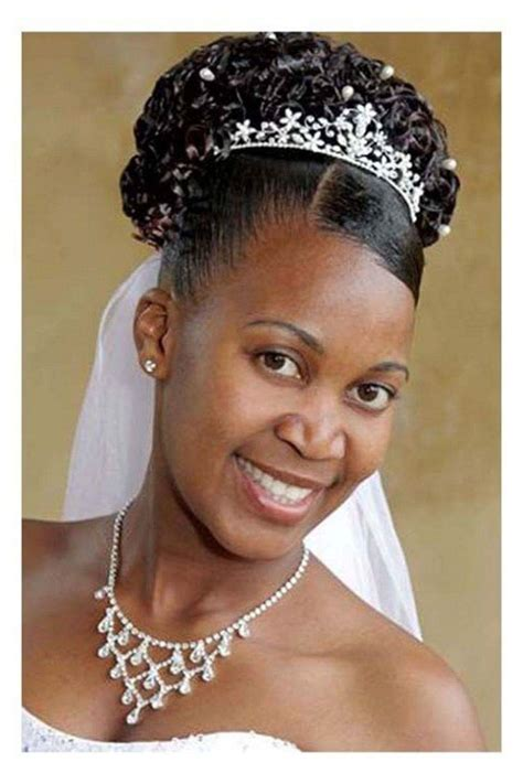 Hairstyle For Black Wedding by 44 Dazzling Black Wedding Hairstyles To Look