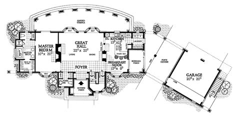 modern day castle floor plans print plan home plans