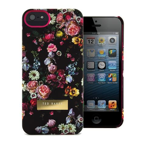 New Silicon Ted Baker For Iphone 5 ted baker iphone 5 tanalia proporta