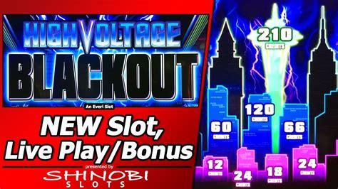 high voltage blackout slot machine high voltage blackout slot attempt with live play