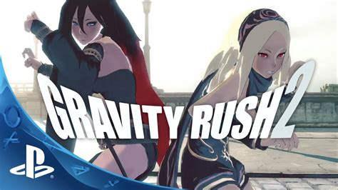 Kaset Ps4 Gravity 2 gravity 2 official announce trailer ps4