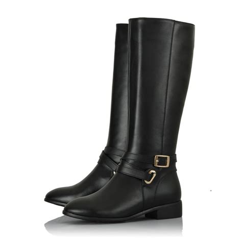 womans dress boots 2015 free shipping fashion dress s toe mid
