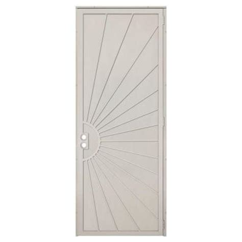 security screen doors home depot security screen doors