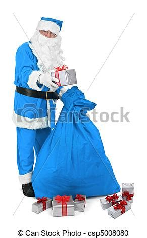 imagenes santa claus azul stock de fotograf 237 a de azul claus disfraz santa santa